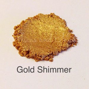 Gold ShimmerWMtext