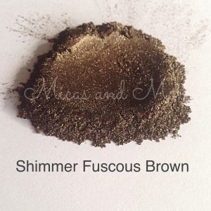 Shimmer BrownWMtext
