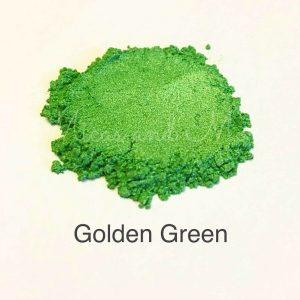 golden greenWMtext