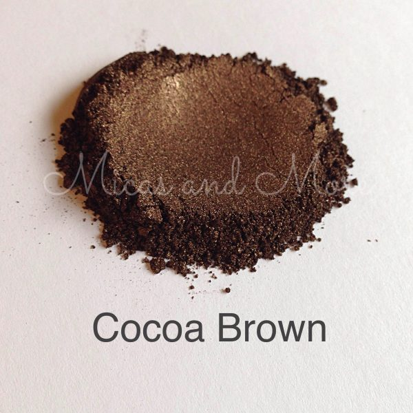 Cocoa BrownWMtext