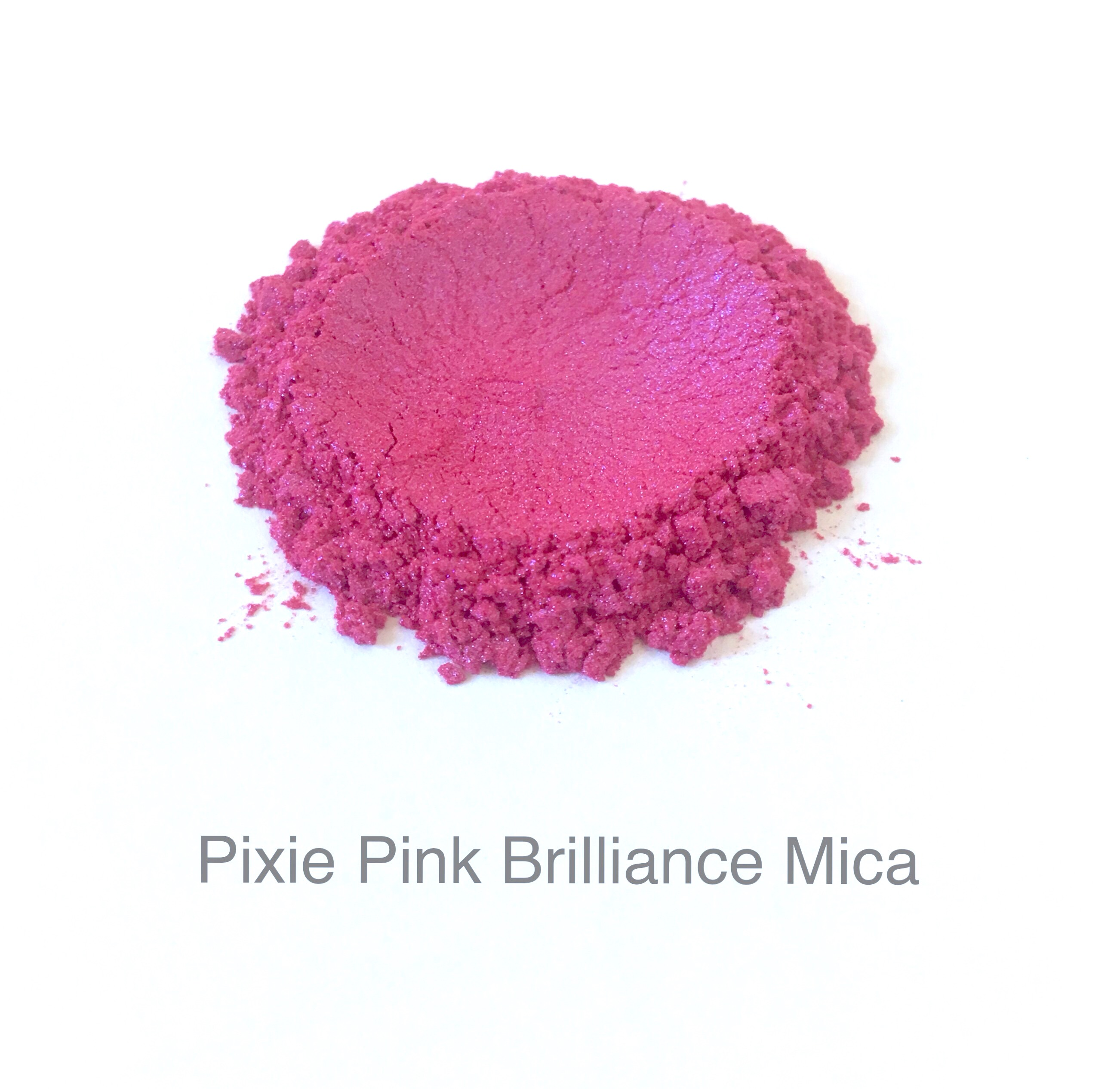 Pixie Pink Brilliance Mica Micas And More